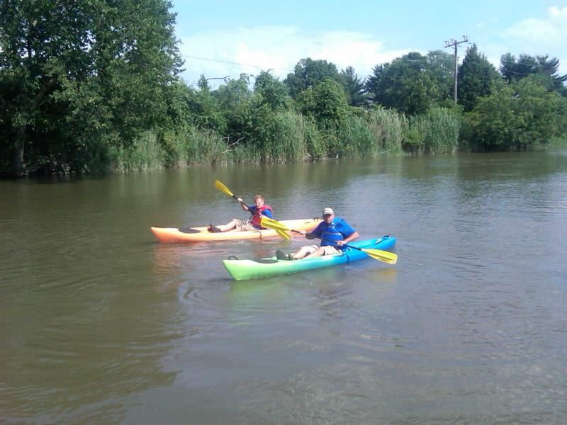 Kayak Rentals Available